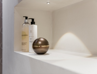 Novacolor Wall2Floor - mikrosementti WC syvennys Extra White