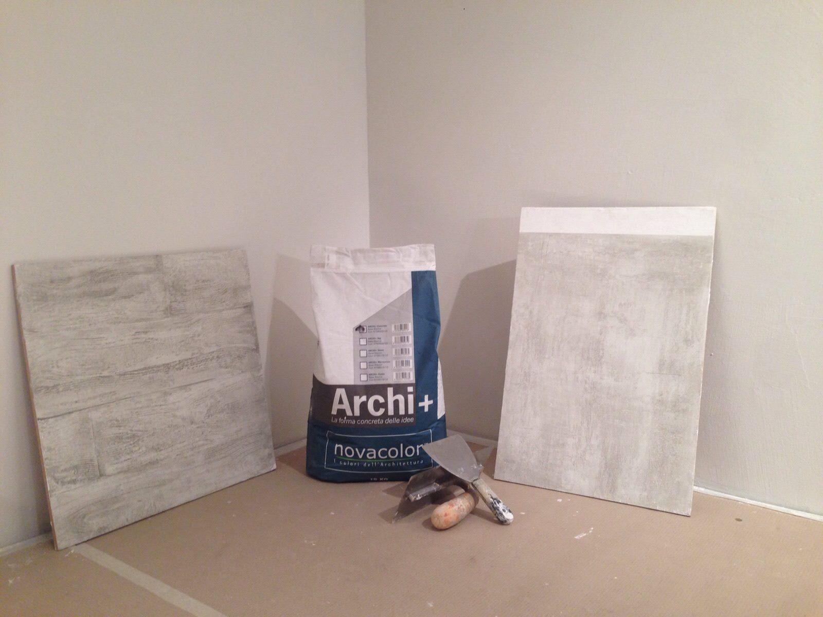 Novacolor Archi+ Concrete -sisustuslaasti