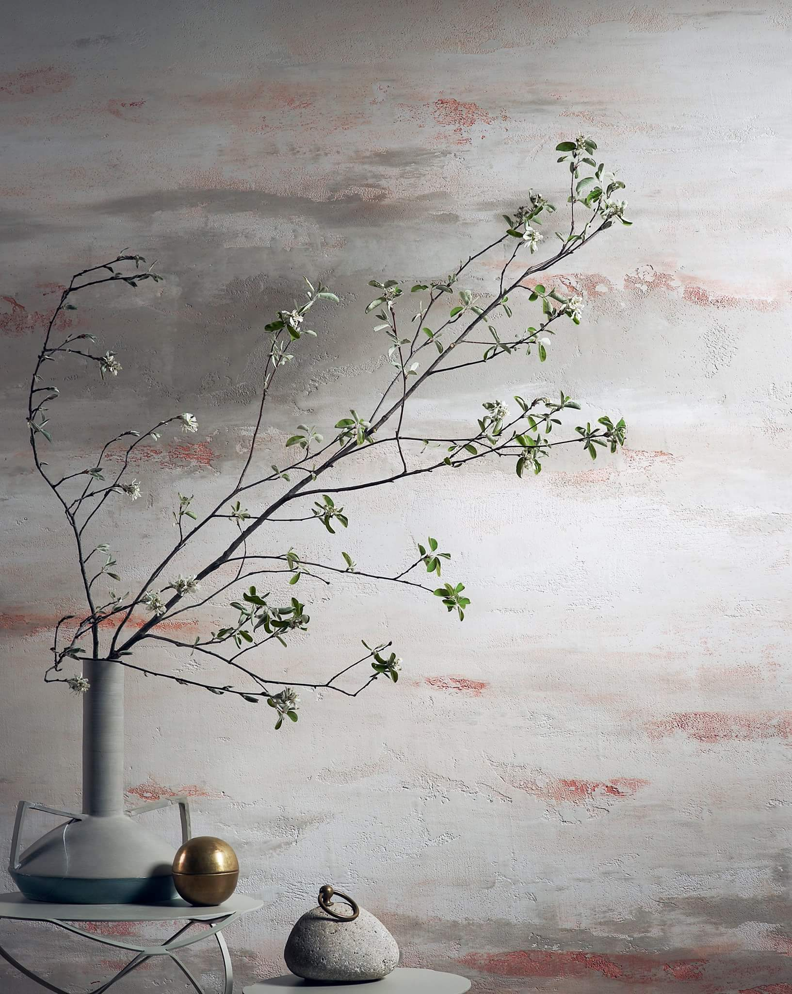 Novacolor Archi+ Concrete -sisustuslaasti, liukuväri