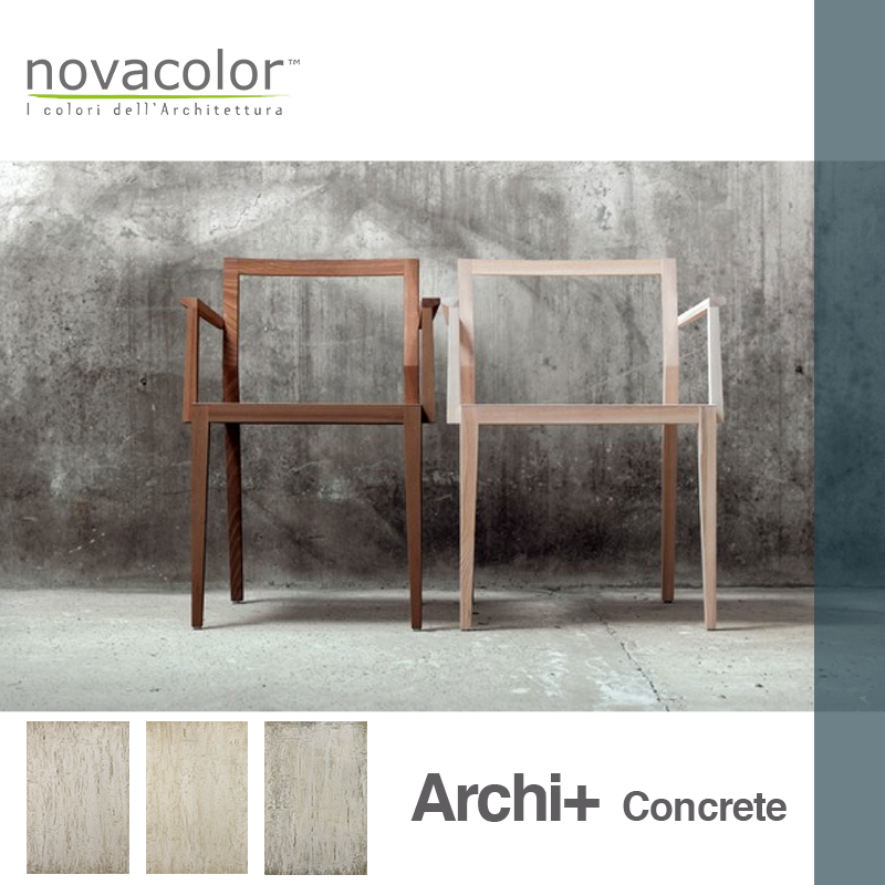 Novacolor Archi+ Concrete sisustuslaasti