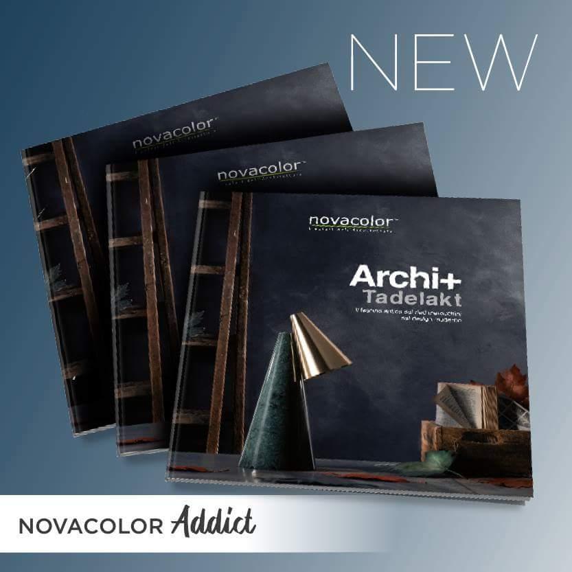 Novacolor Archi+ Tadelakt -sisustuslaasti NEW