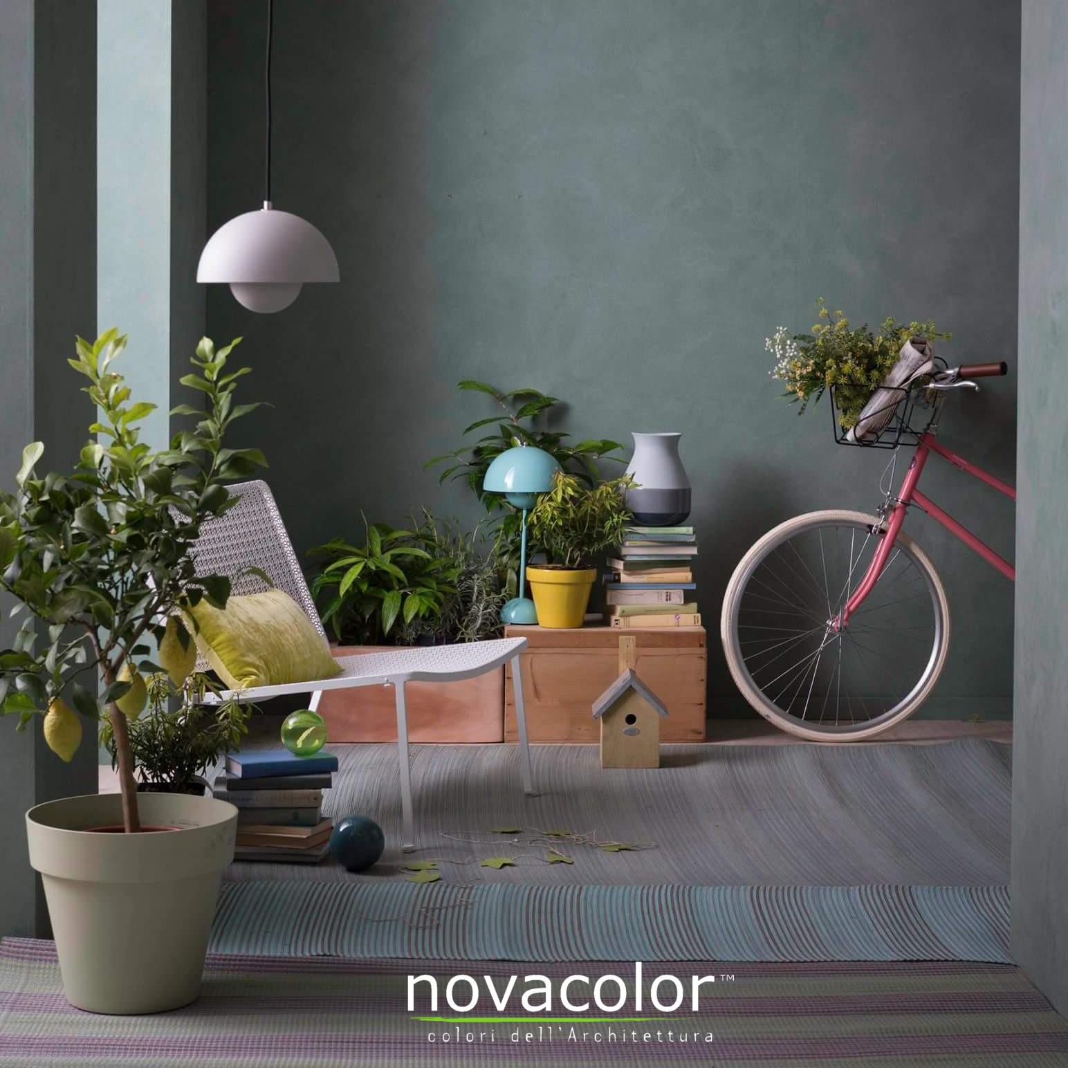 Novacolor Celestia -sisustusmaali