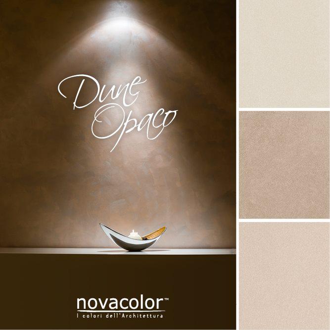 Novacolor Dune Opaco - efektimaali (2)