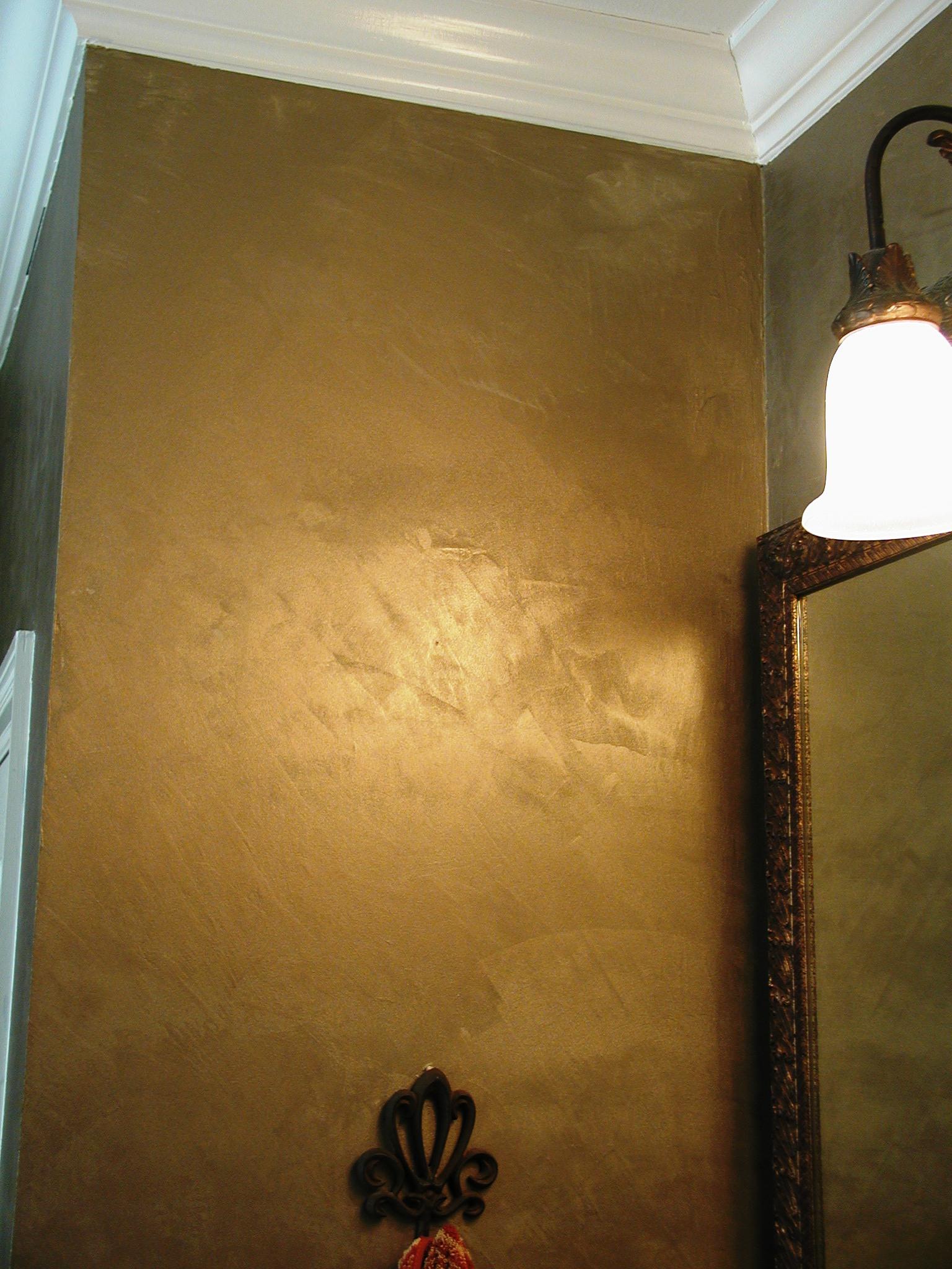 Novacolor Dune - sisustusmaali Gold - kulta