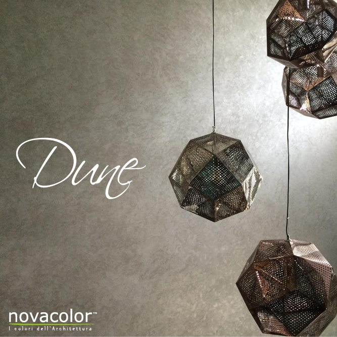 Novacolor Dune - sisustusmaali beige