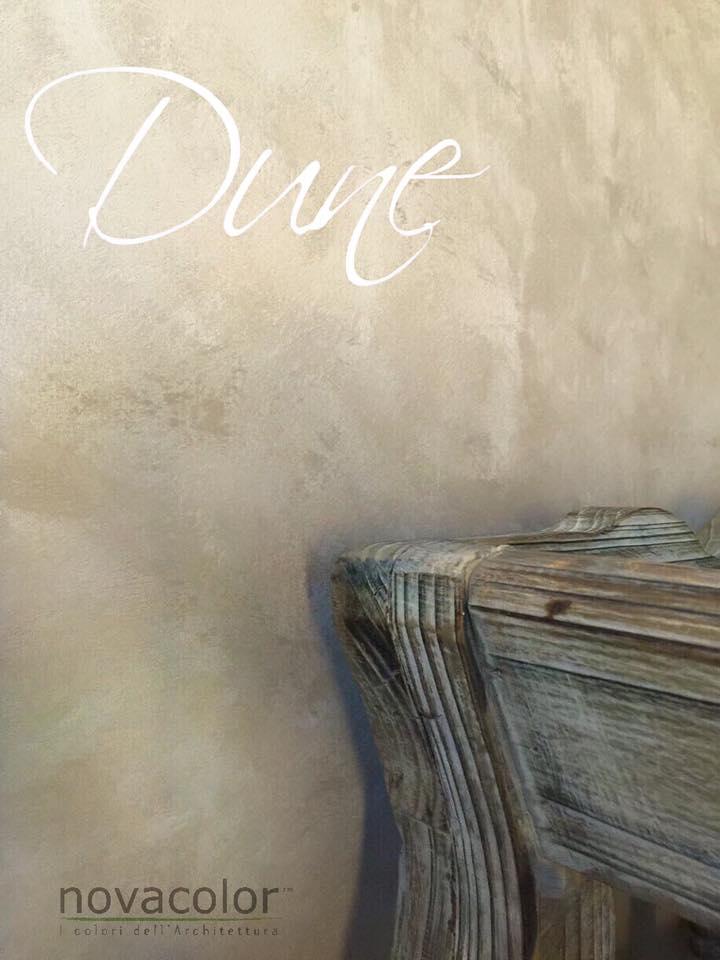 Novacolor Dune - sisustusmaali vaalea