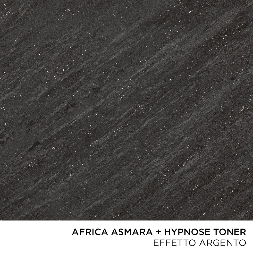 Novacolor Metallics Africa - efektimaali Asmara A 314 + W2F Patina Platino