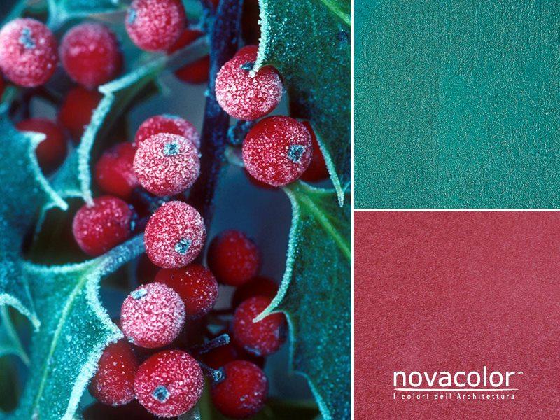 Novacolor Metallics Africa - efektimaali Meknes A 324 - Maputo A 318