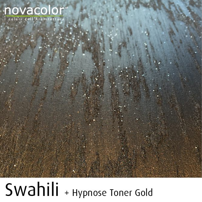 Novacolor Swahili -sisustusmaali - Hypnose kimalle