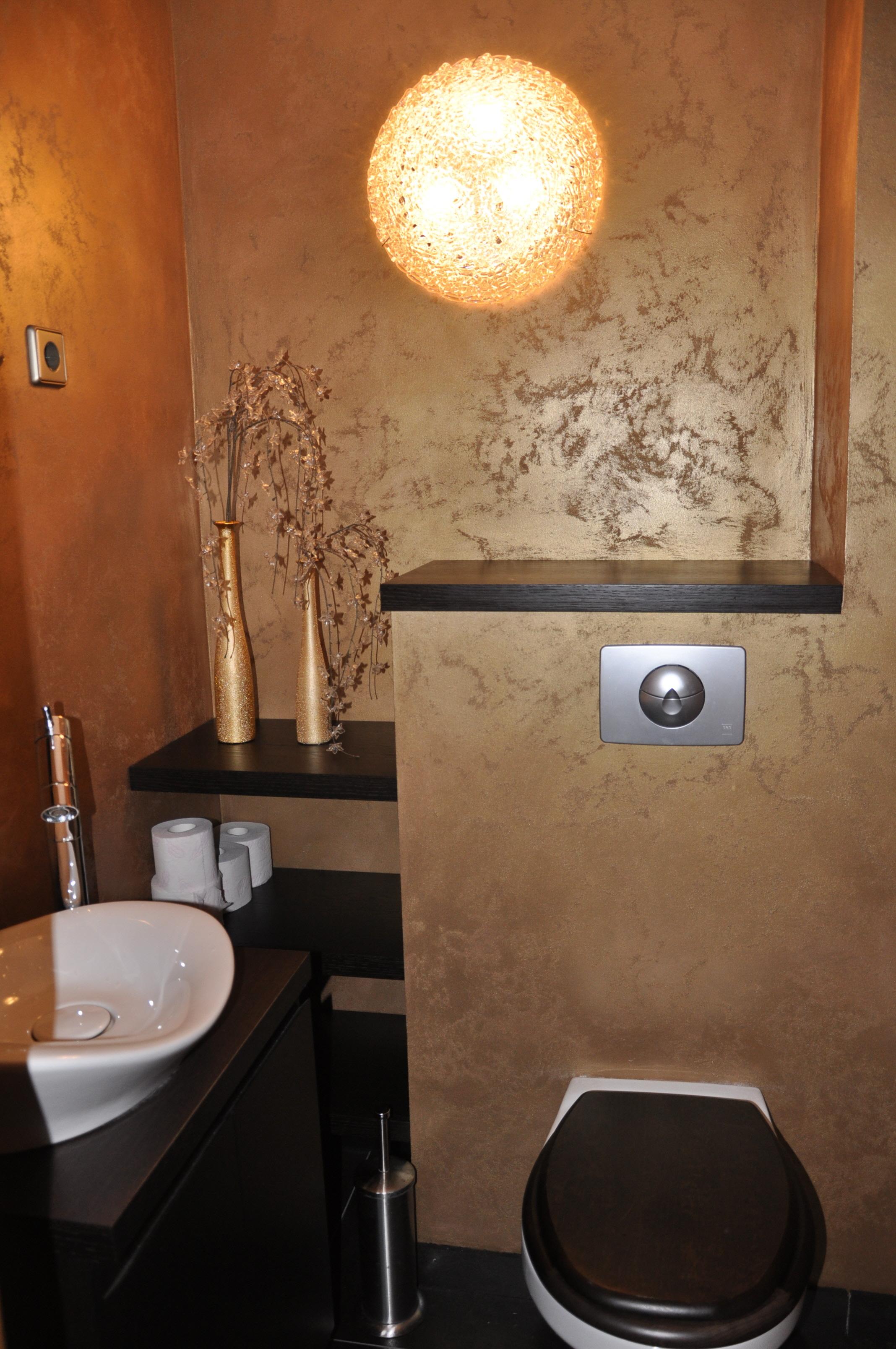 Novacolor Swahili -sisustusmaali, WC-tila