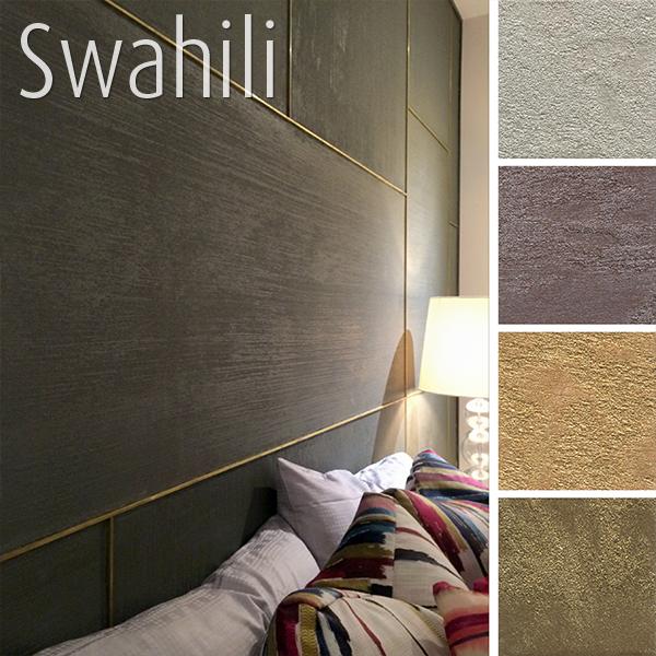 Novacolor Swahili -sisustusmaali, makuuhuone
