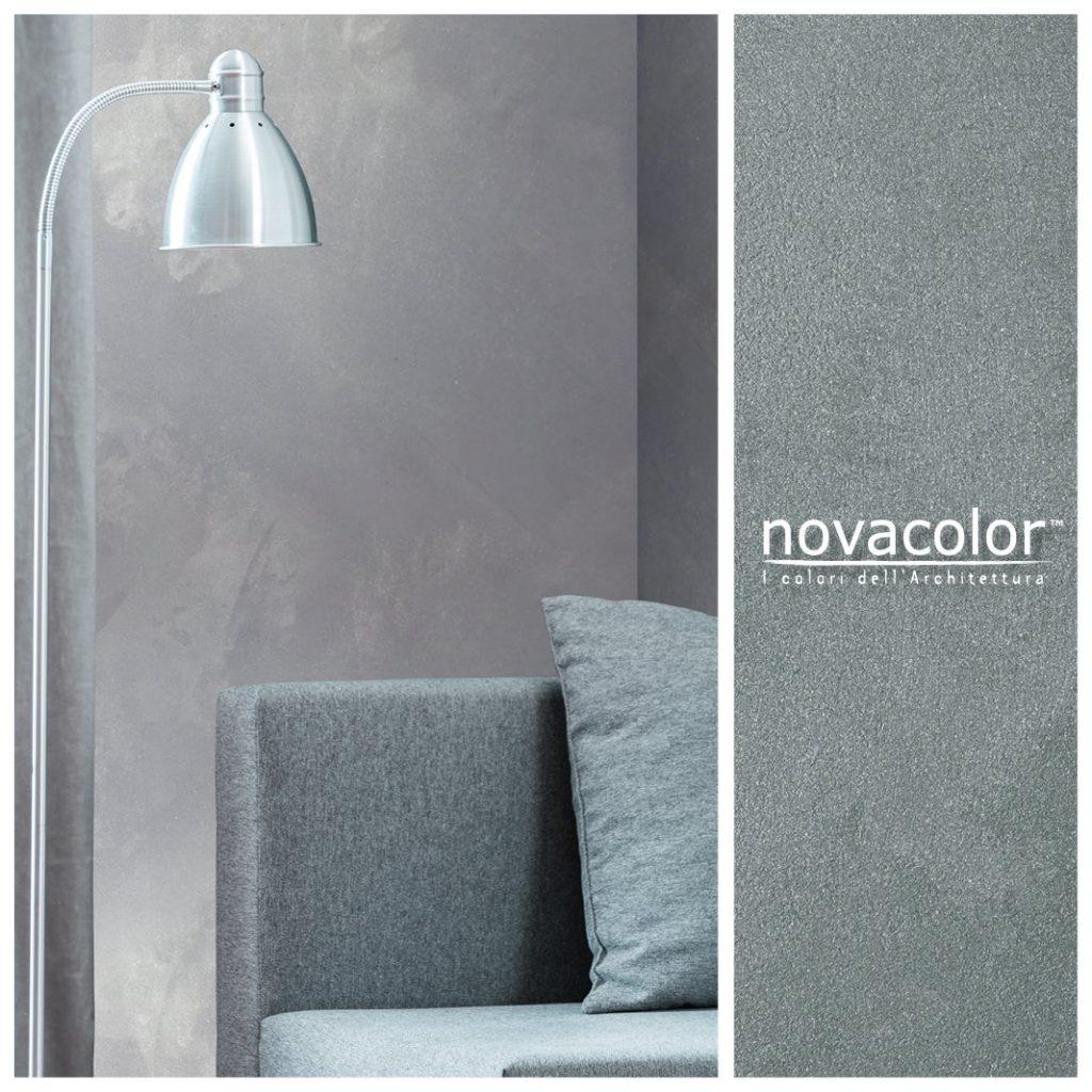 Novacolor Dune Opaco sisustusmaali efektimaali