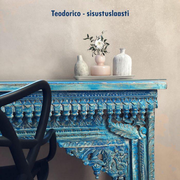 teodorico-sisustuslaasti-tdg-621-sininen-poyta-kalkkilaasti